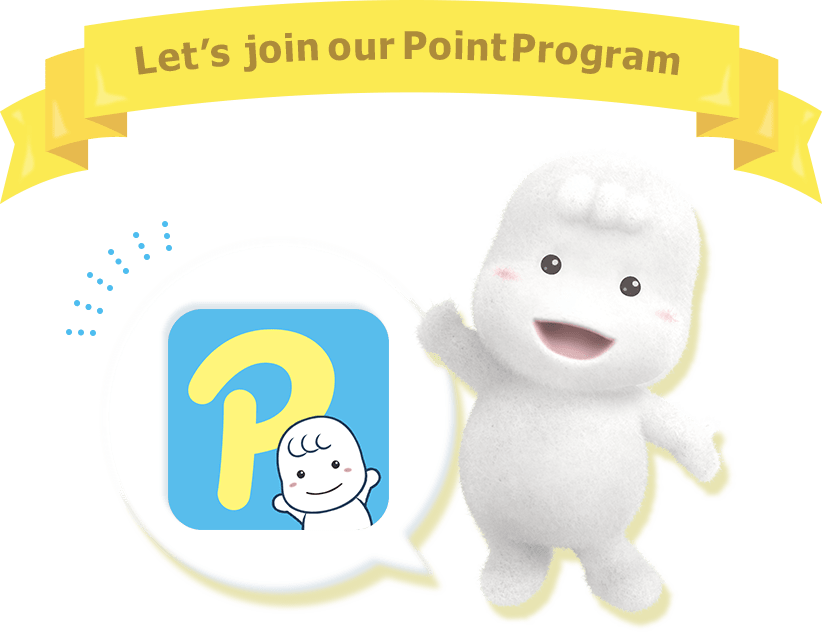Let's join our PointProgram